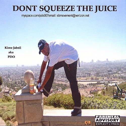 Don't Squeeze the Juice