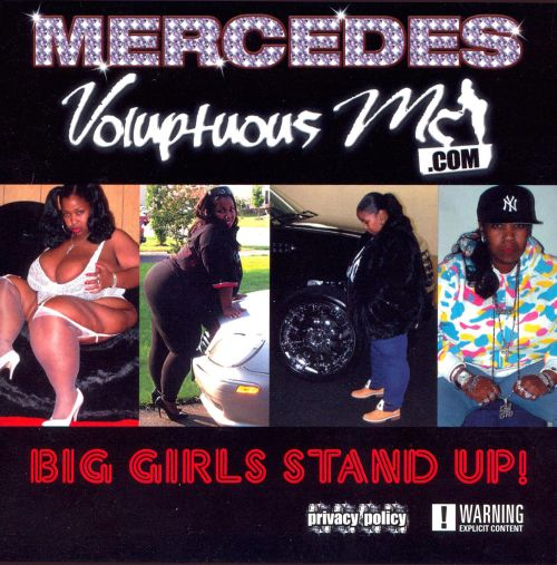 Voluptuous MC: Big Girls Stand Up!