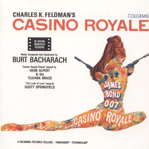 Casino Royale 1967 Original Motion Picture Soundtrack