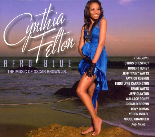 Afro Blue: The Music of Oscar Brown Jr.