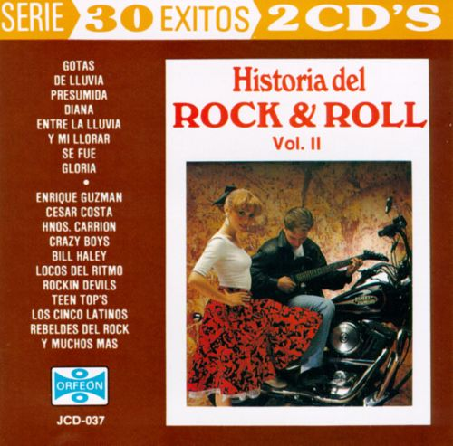 Historia del Rock & Roll, Vol. 2