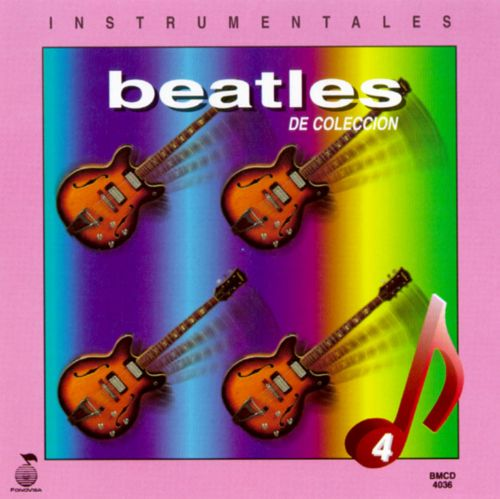 Beatles De Coleccion Instrumentales