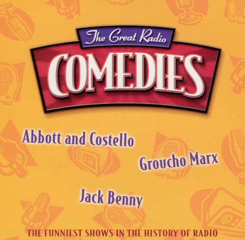 Great Radio Comedies [Red]