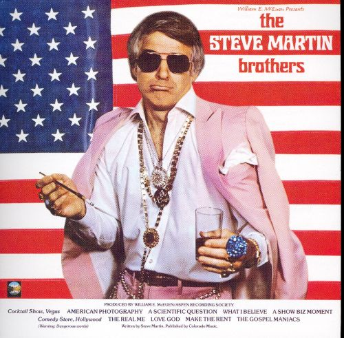The Steve Martin Brothers