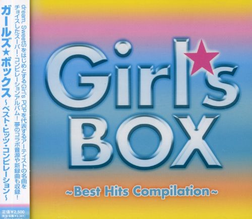 Girl's Box: Best Hits Compilation