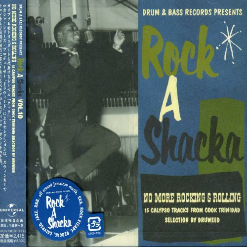 Rock-A-Shacka, Vol. 10: Clock Calypso Selection