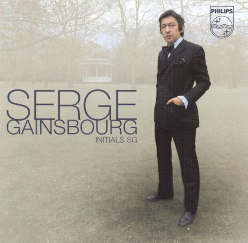initials s g serge gainsbourg songs reviews credits allmusic. Black Bedroom Furniture Sets. Home Design Ideas