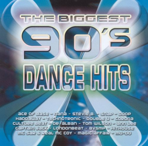 The Biggest 90's Dance Hits