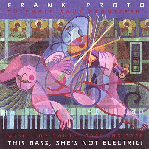 This Bass She's Not Electric