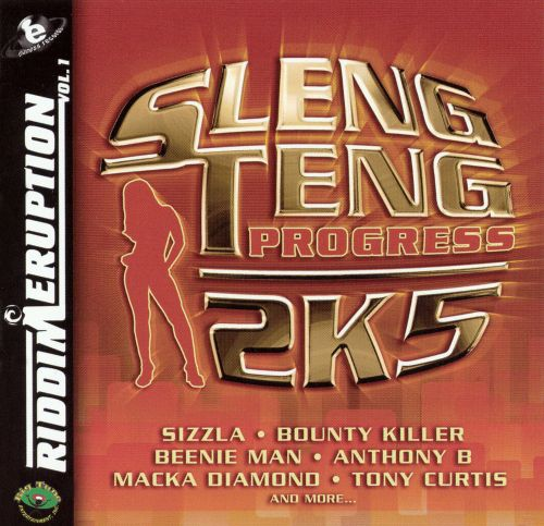 Riddim Eruption, Vol. 1: Sleng Teng Progress 2K5