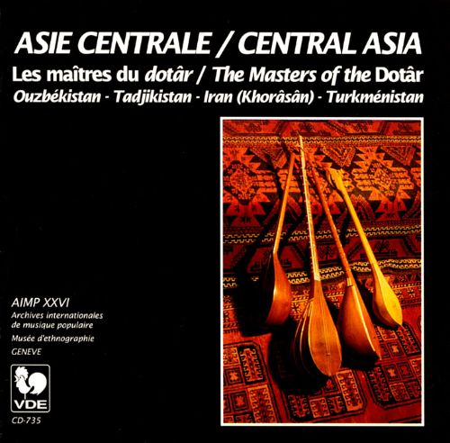 Masters of Dotar Central Asia