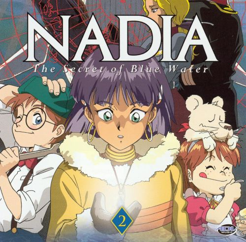 Nadia, Vol. 2: Secret of the Blue Water