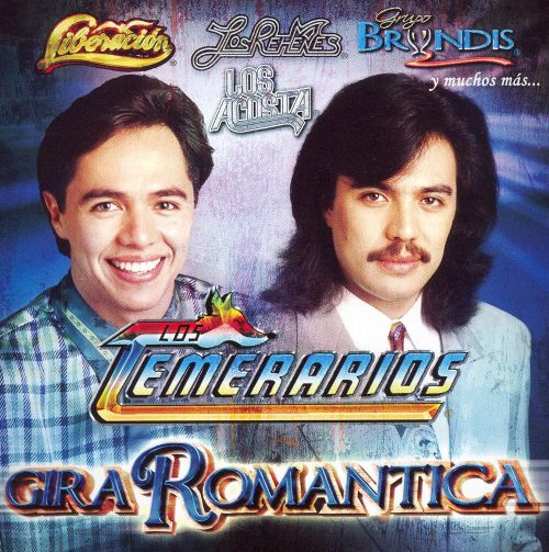 Los Temerarios on Amazon Music