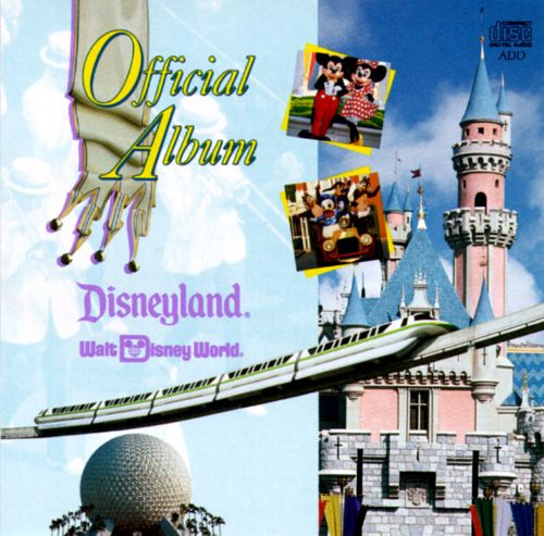 Disney: The Official Album of Disneyland