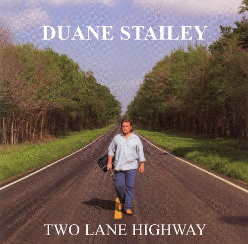 Two Lane Highway