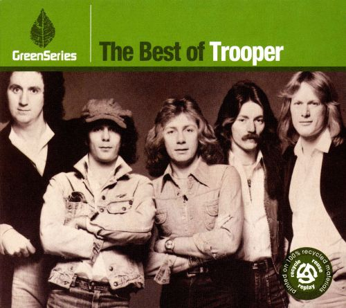 Best of Trooper: Green Series