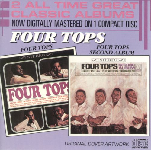 Four Tops/Four Tops Second Album