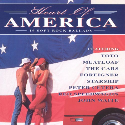 Heart of America: 19 Soft Rock Ballads