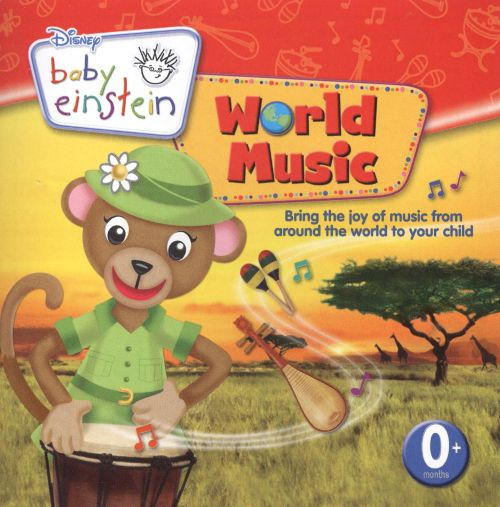 Baby Einstein World Music