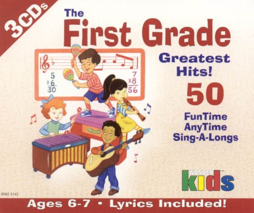 The First Grade: Greatest Hits