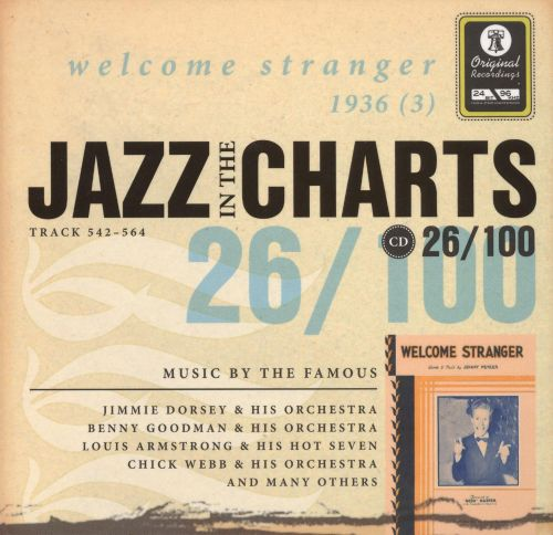 Jazz in the Charts, Vol. 26: Welcome Stranger 1936