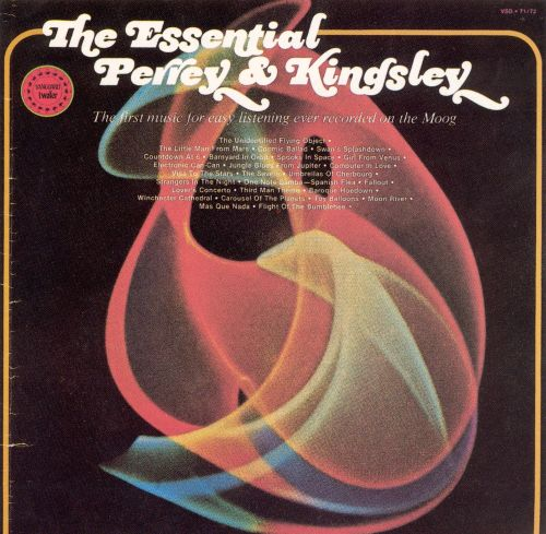 Perrey and Kingsley Spotlight On The Moog - Kaleidoscopic Vibrations
