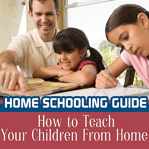 Home Schooling Guide: How to Teach Your Children from Home