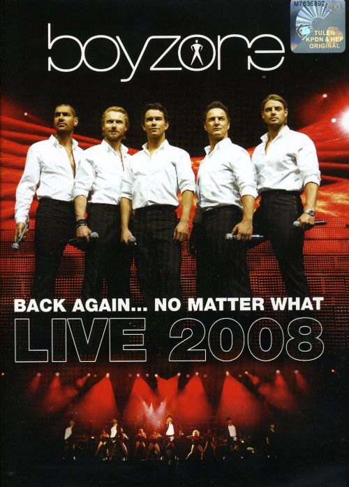 Back Again No Matter What: Live 2008 [Video]