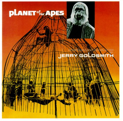 Jerry Goldsmith Planet Of The Apes Original Sound Track