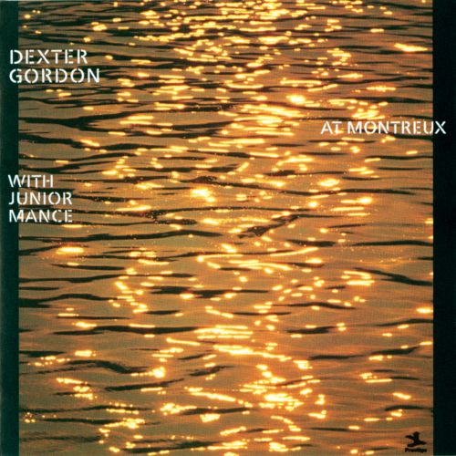 At Montreux with Junior Mance
