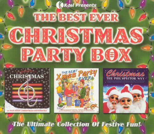 Best Ever Christmas Party Box