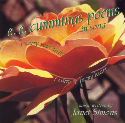 E.E. Cummings Poems...In Song