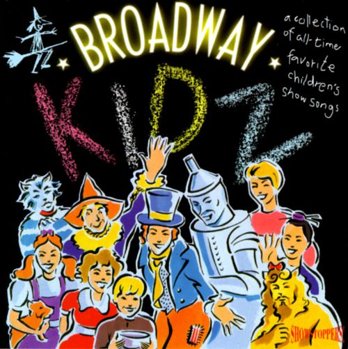 Broadway Kidz Favorite Childrens Songs