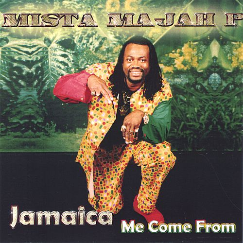 Jamaica Me Come From