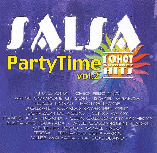 Salsa Party Time, Vol. 2
