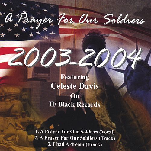 A Prayer for Our Soldiers