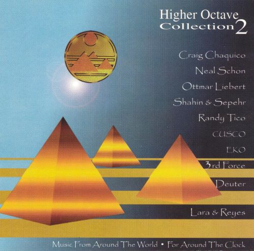 Higher Octave Collection, Vol. 2