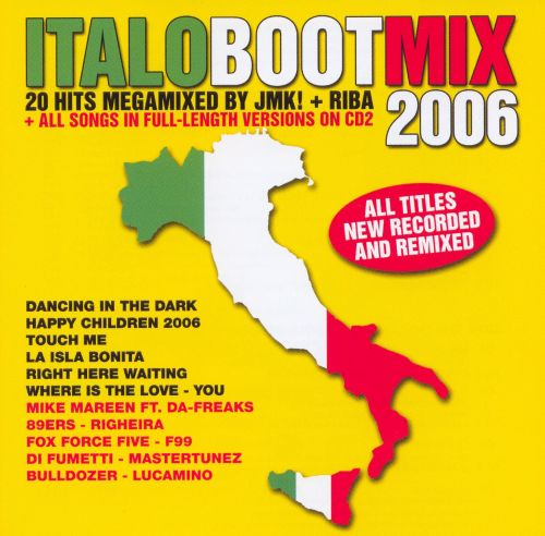 Various Italo Boot Mix Vol 8