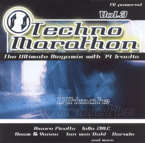 Techno Marathon, Vol. 3
