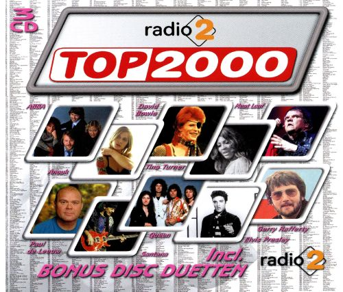 Radio 2: Top 2000, Editie 2007