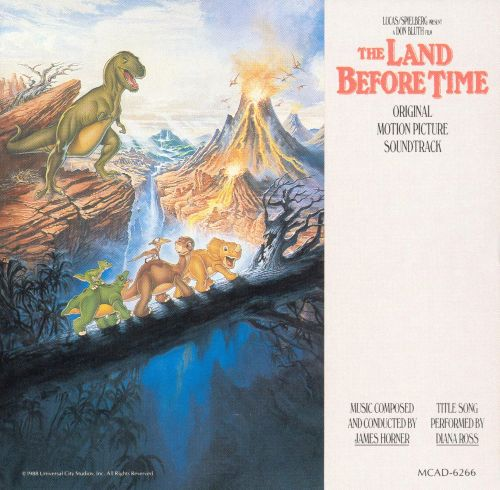 The Land Before Time [Original Motion Picture Soundtrack]