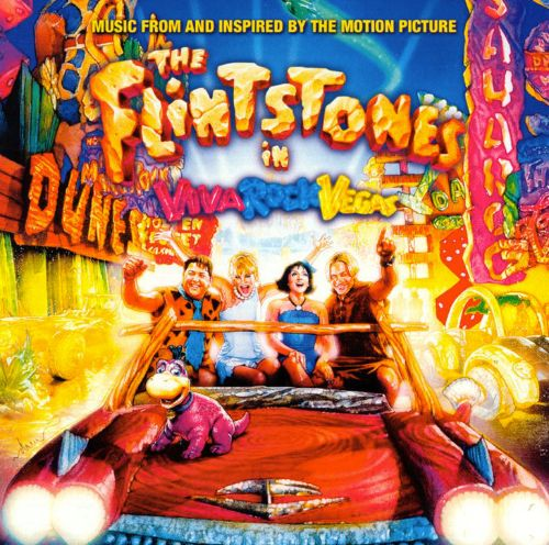 Flintstones in Viva Rock Vegas