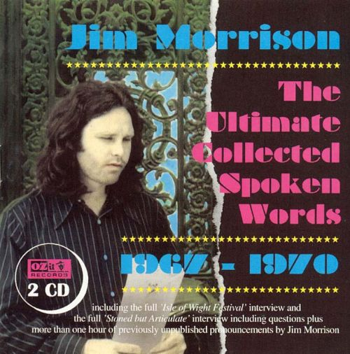 The Ultimate Collected Spoken Words: 1967-1970