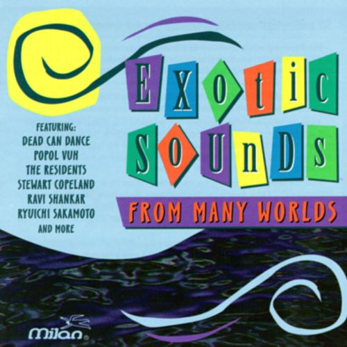 Exotic Sounds from Many Worlds