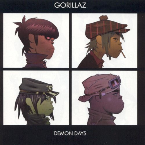 Demon Days - Gorillaz (2005)