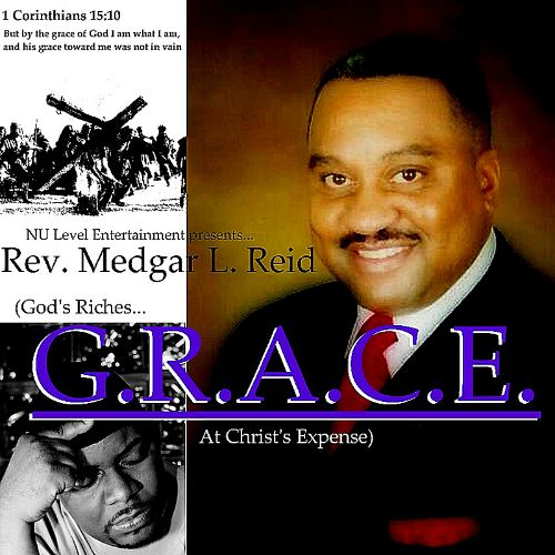 Grace (God's Riches at Christ's Expense)