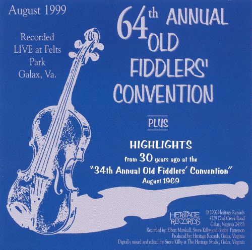 64th Annual Old Fiddlers Convention