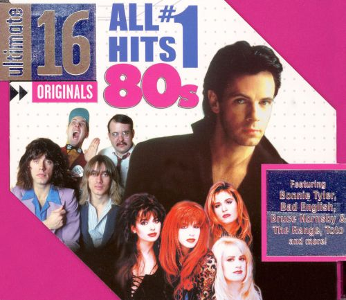 All #1 Hits '80s