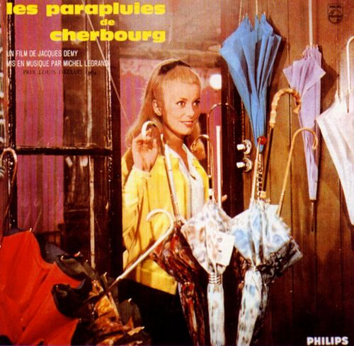 Les Parapluies de Cherbourg (Original Soundtrack)