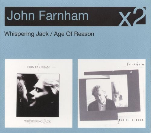 age of reason john farnham John followed 'whispering jack ' with 'age of reason ' the album was also  hugely successful and the national tour of the same name was extended to.